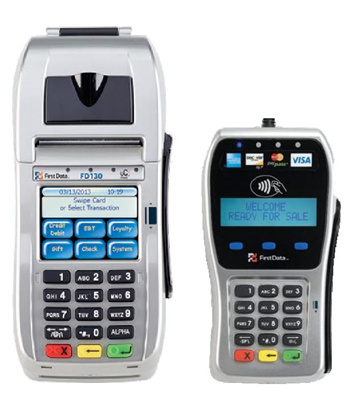 Máy credit card