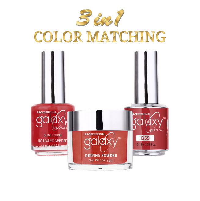 Galaxy 3 in 1 Matching Color