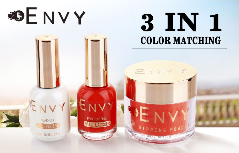 ENVY - 3 IN 1 MATCHING COLOR