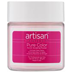 Artisan Acrylic Nail Powder | Brilliant Pink Color - Easy To Control - 3.5 oz (99.22 gr)