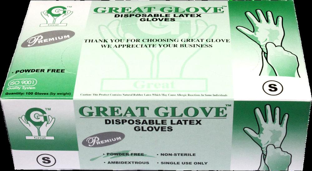 Greate Glove - Bao tay cho Nganh Nails - 1 hộp 50 đôi