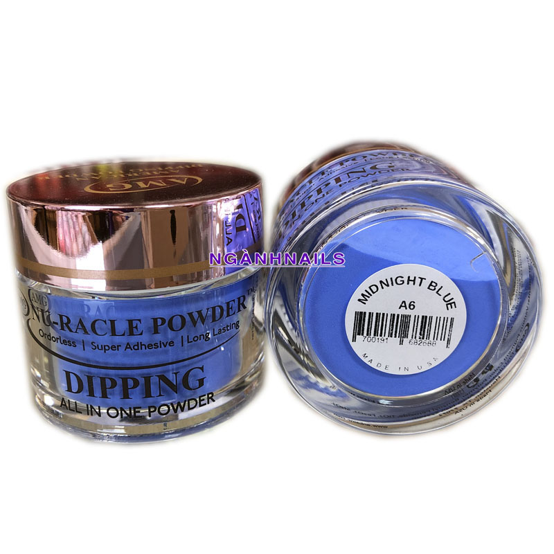 AMG – A06 MIDNIGHT BLUE   - SOLID COLOR - 2OZ