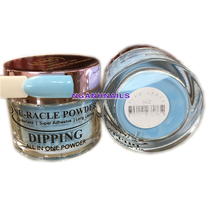 AMG – A12 BLUE ANGLE  - SOLID COLOR - 2OZ