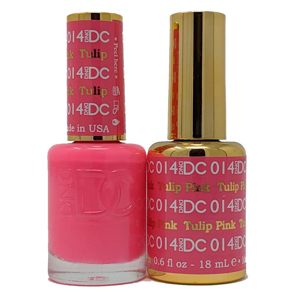 DND - DC Duo DC014 Tulip Pink