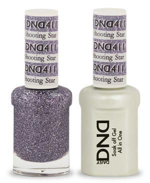 DND Gel Lacquer 411 Shooting Star