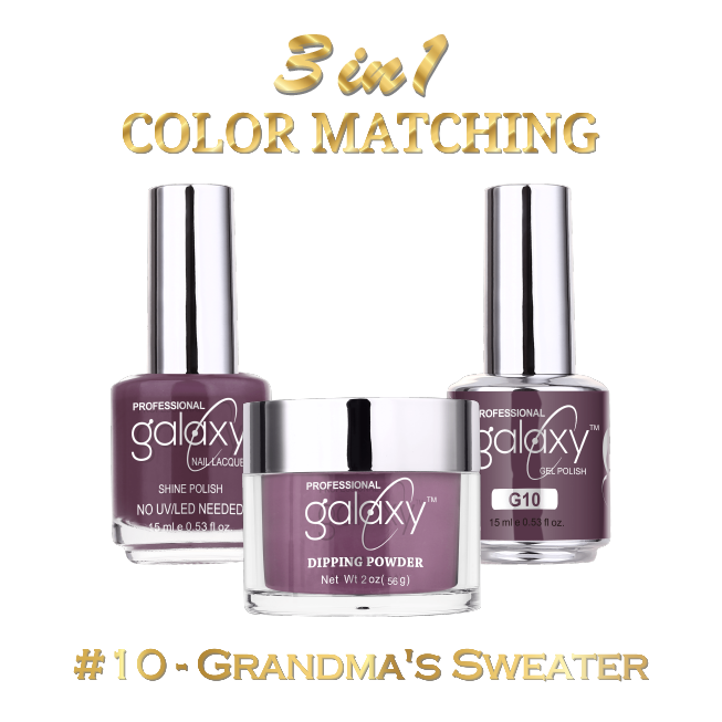 Galaxy 3 in 1 - Grandma Sweater 10