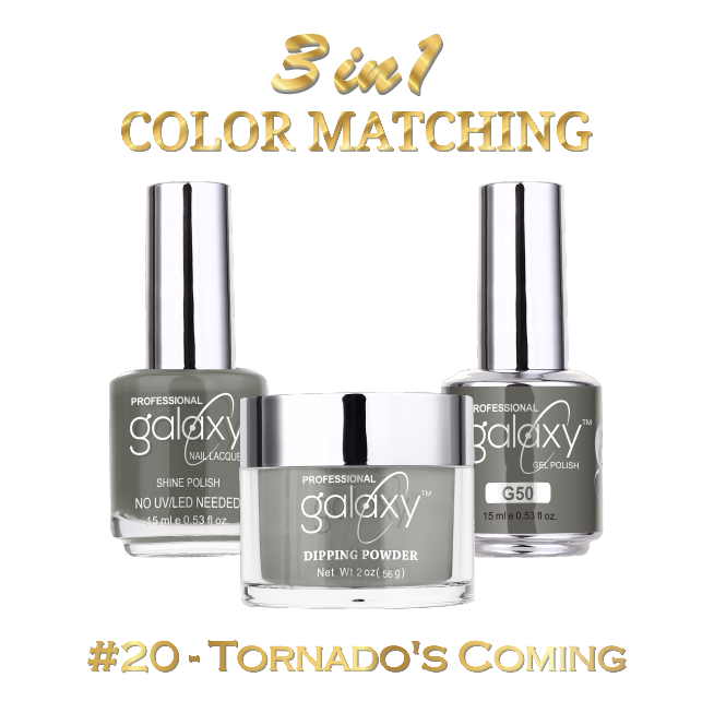 Galaxy 3 in 1 - Tornado Coming 20